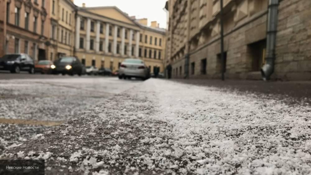 Городские службы Петербурга полностью готовы к работе в осенне-зимнее время