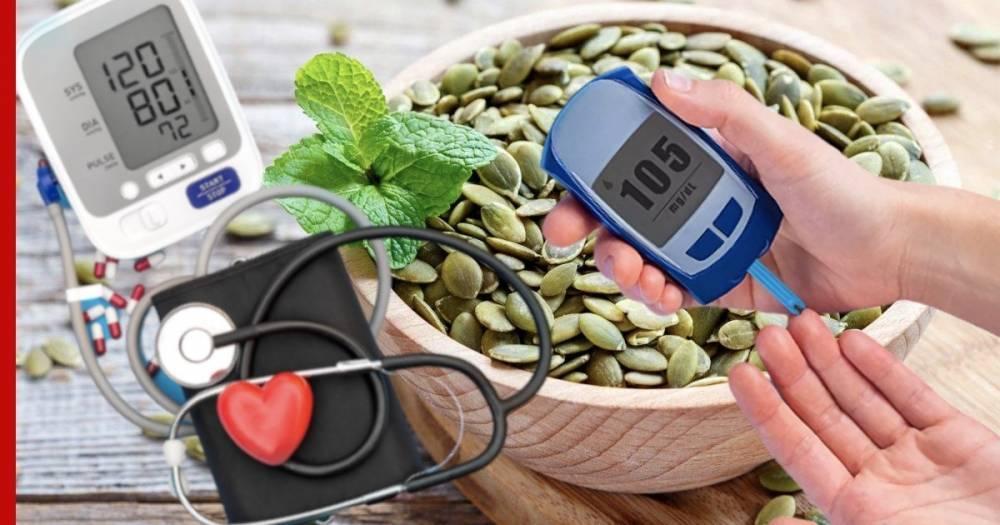 Диетологи назвали полезные семена для здоровья сердца