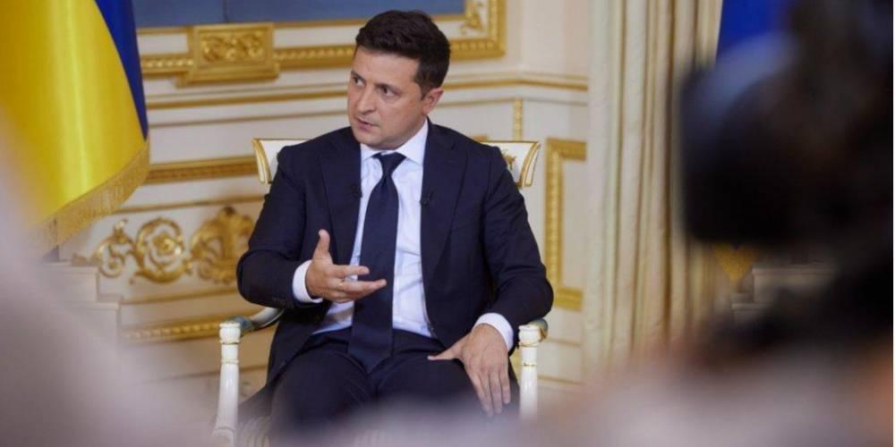 «Не государство и не олигархи». Зеленский отказался раскрыть спонсора всеукраинского опроса