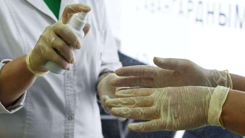 В Подмосковье рассказали о производстве масок и антисептиков