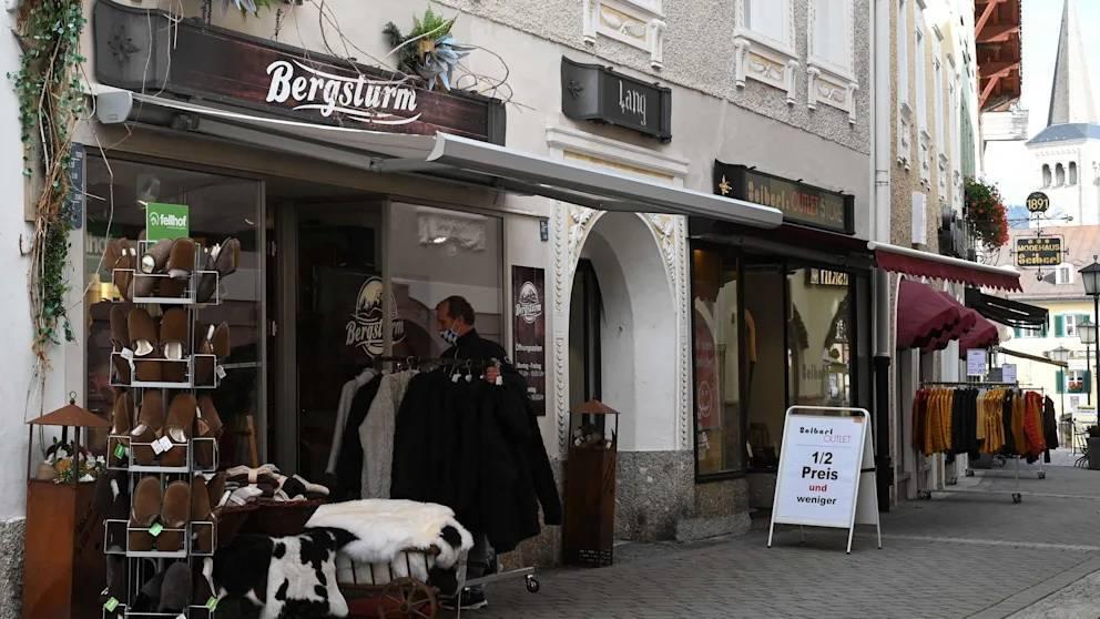 Безумные карантинные правила в Баварии: школы закрыты, но шопинг разрешен