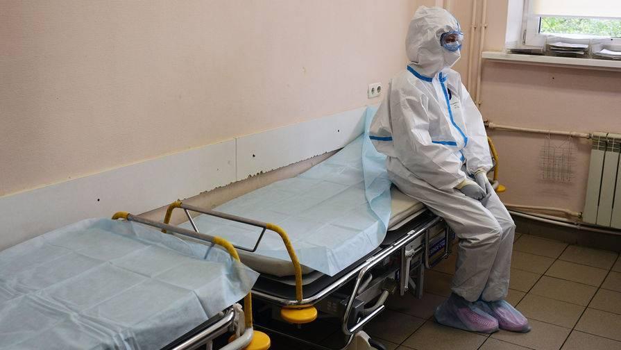 Глава Находки выздоровел после перенесенного коронавируса