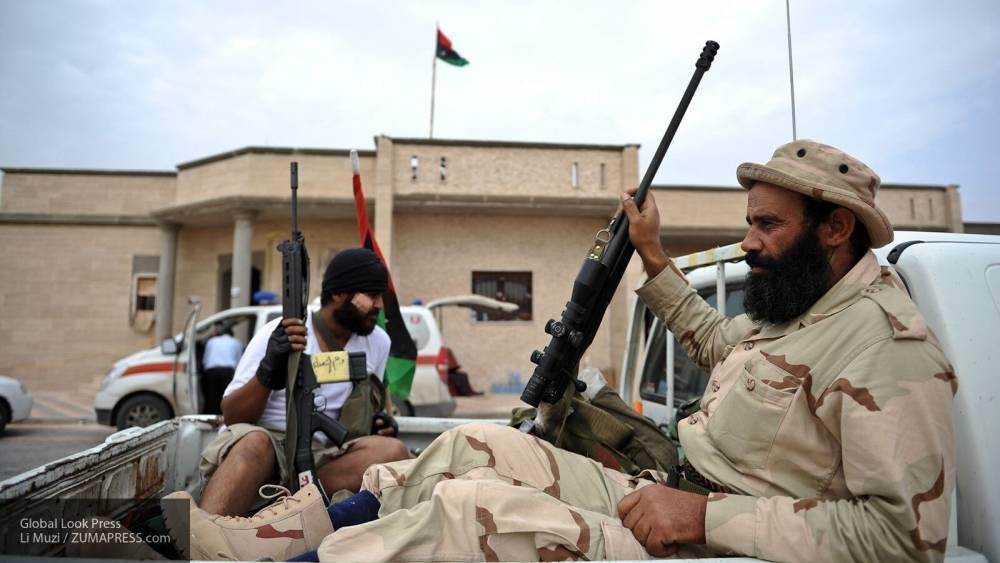 Ливийские джихадисты ПНС наращивают силы для срыва политического диалога между Востоком и Западом Ливии