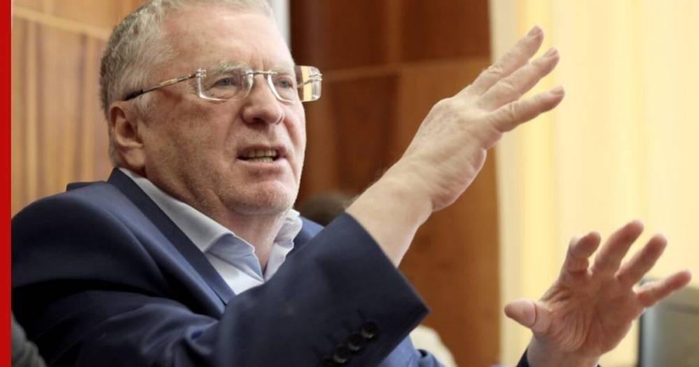 Жириновский назвал кандидатов в президенты от ЛДПР на ближайшие ...