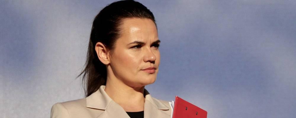 Тихановская пригрозила задерживающим женщин силовикам деанонимизацией
