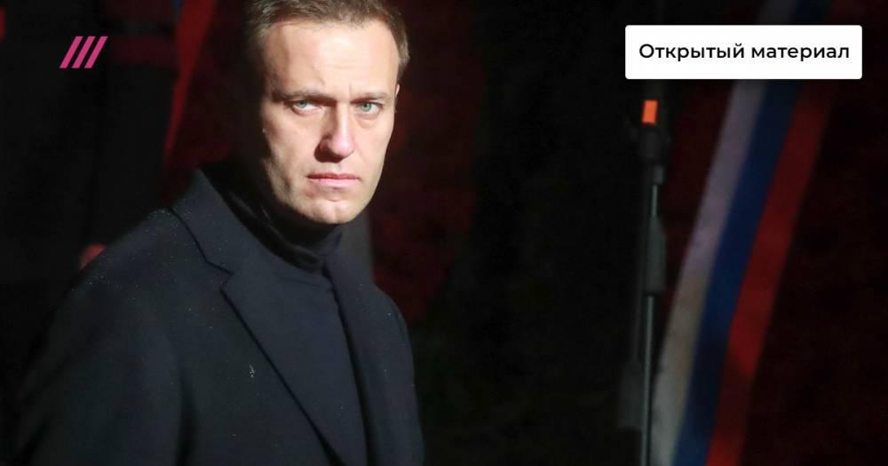 «Это верхушка айсберга». Соратники Навального пообещали расширить ранее опубликованный санкционный список для стран Запада