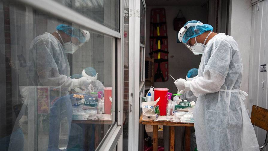На Украине коронавирус за сутки подтвердился почти у пяти тысяч человек