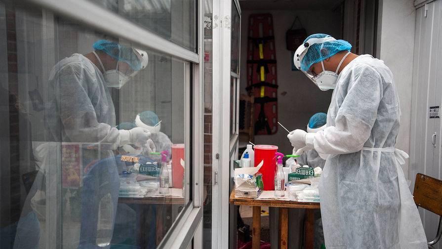 В Москве за сутки выявили 2 668 заразившихся коронавирусом