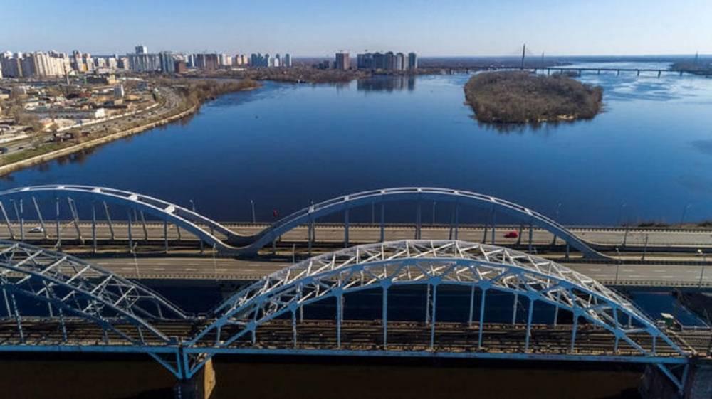 В КГГА предупредили о возможных задержках строительства Дарницкого моста
