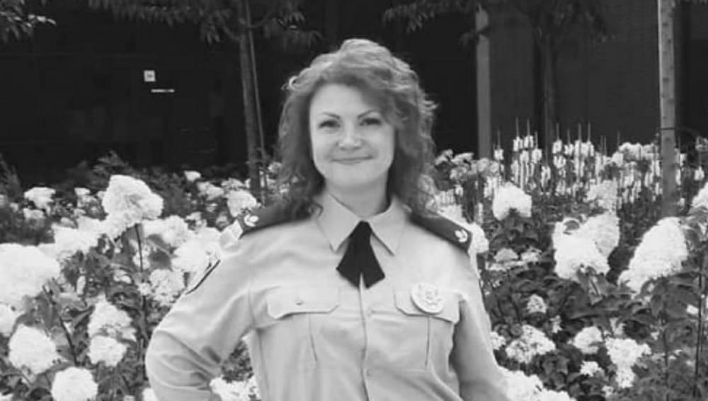 Женщина, тело которой нашли в Киеве, оказалась инспектором киберполиции