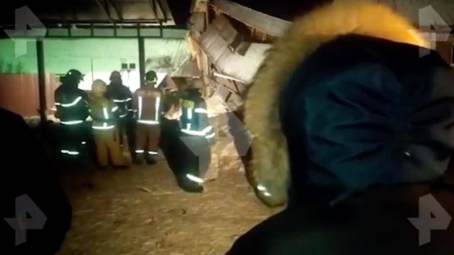Число пострадавших после взрыва газа в Серпухове возросло до двух