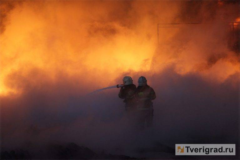 В Торжокском районе на пепелище сгоревшего дома обнаружили труп