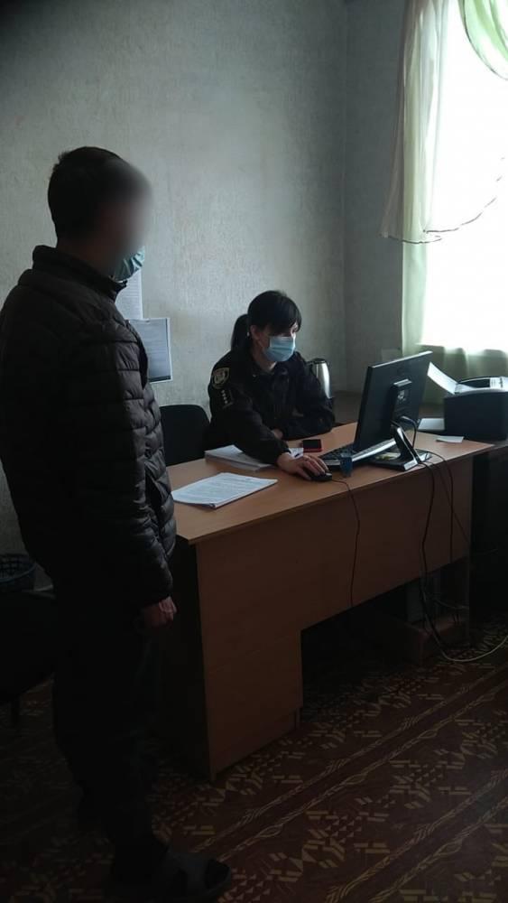 На Луганщине полицейские раскрыли убийство и задержали преступника