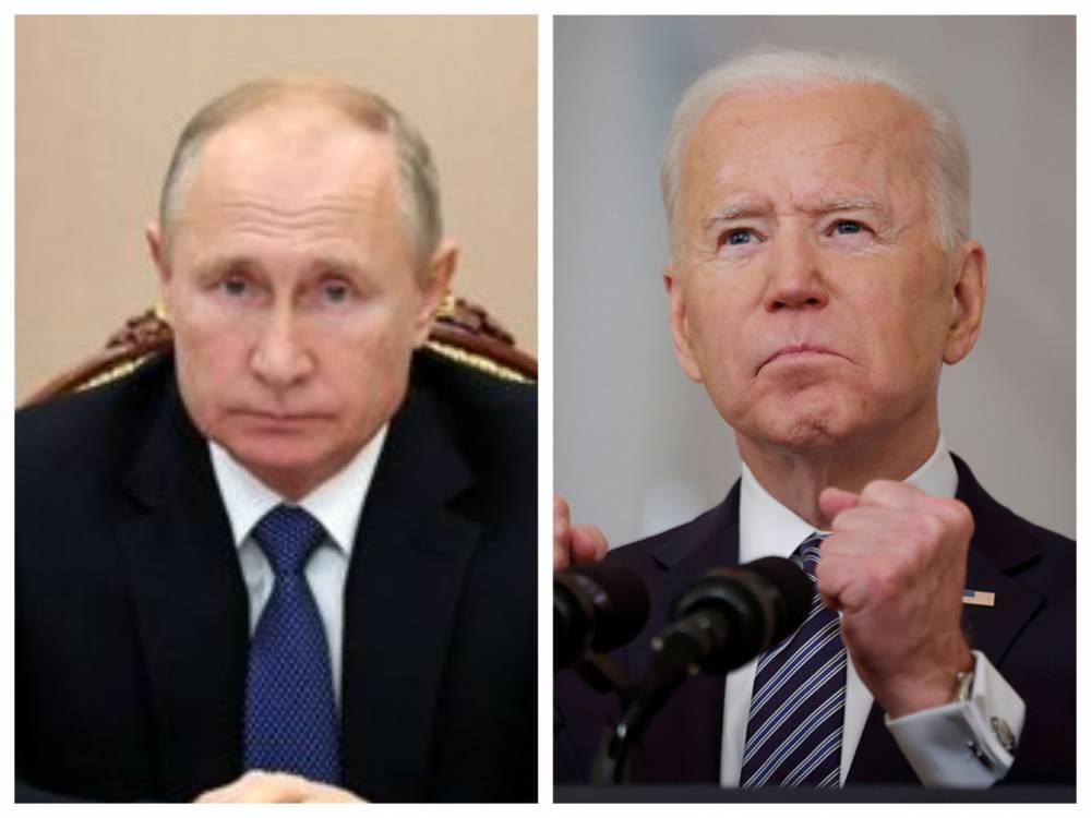 Байден провел телефонный разговор с Путиным, заявив о поддержке Украины