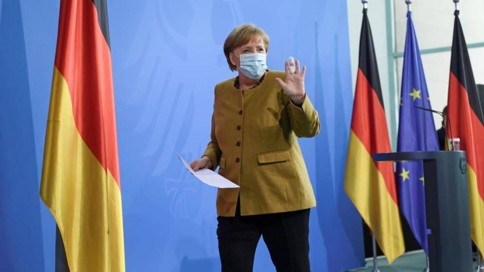 Меркель о национальном локдауне: «Я понимаю, что это жесткие ограничения, но они нам нужны»