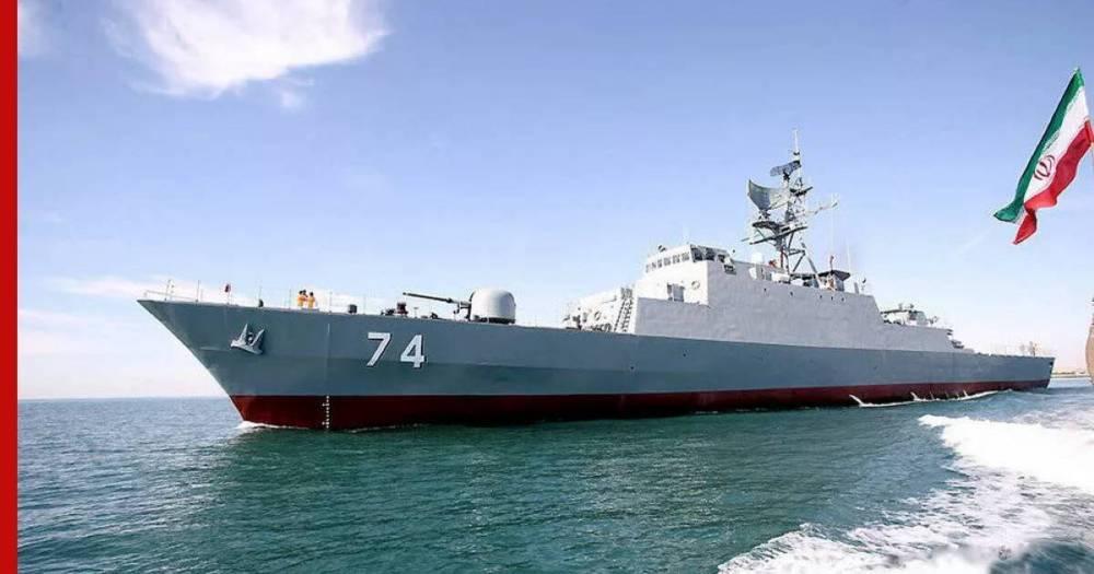 СМИ: Иран нанес ракетный удар по израильскому судну в Аравийском море