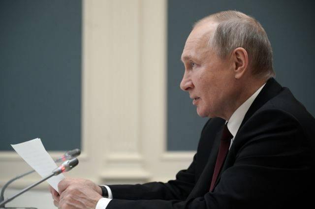 Путин обсудил с президентом Финляндии ситуацию на востоке Украины