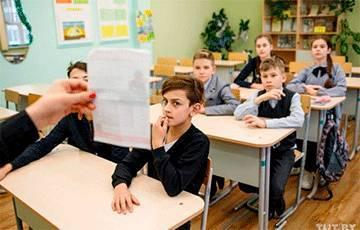 В Витебске шестиклассники бойкотировали «посвящение» в пионеры
