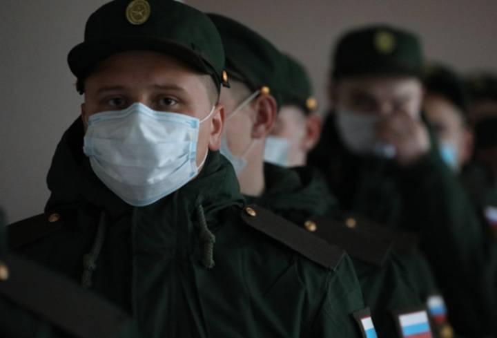 Более 1,5 тыс. призывников в Ленобласти уволят в запас