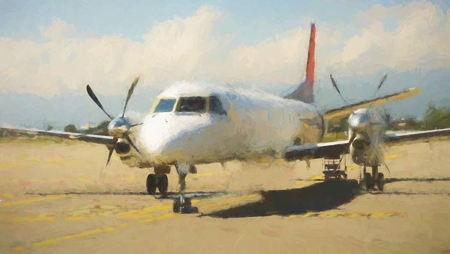 Информация о падении самолета в Саратовской области не подтвердилась