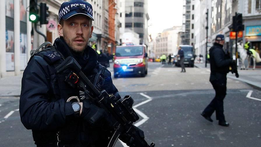 Мужчина с топором задержан вблизи Букингемского дворца