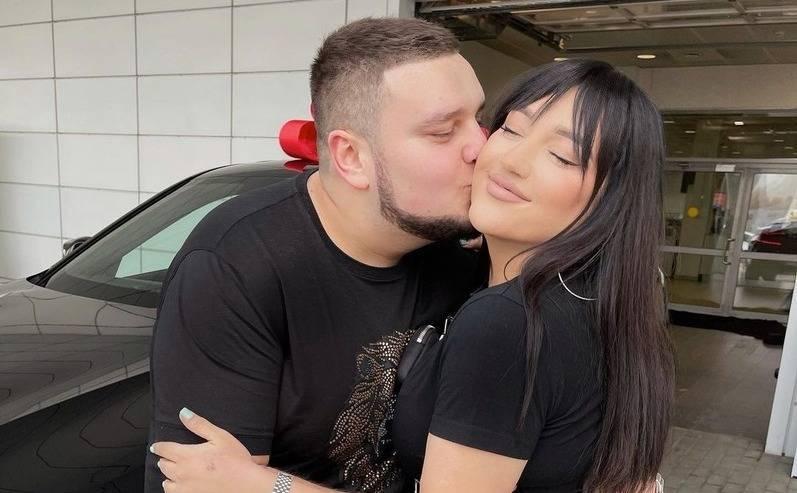 Автомобиль мечты: Гоар Аветисян подарила младшему брату BMW за 16 миллионов рублей