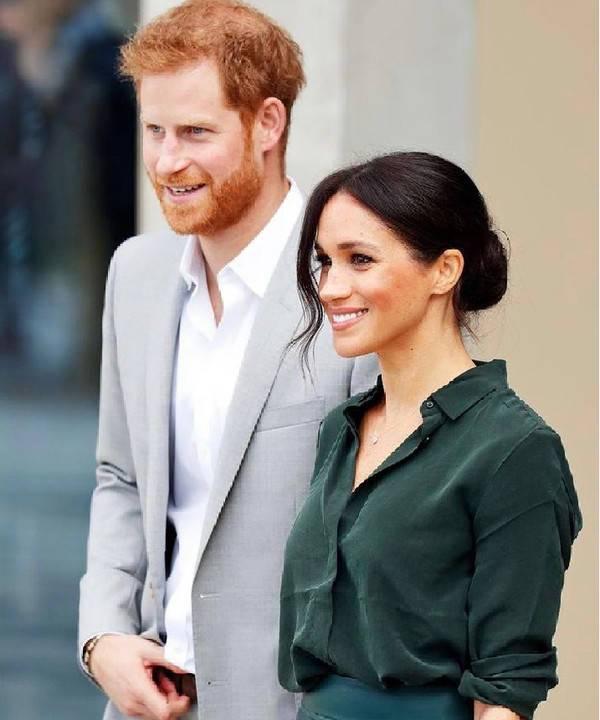 Они не остановятся, пока она не умрет»: еще один шок-контент от принца Гарри  о Меган Маркл ▻ Последние новости