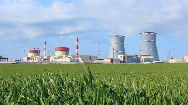 В Литве бьют тревогу из-за ядерной угрозы из Белоруссии