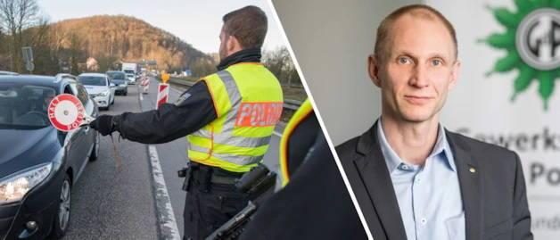 Пограничный контроль в Германии из-за коронавируса: полиция не сможет проверить всех