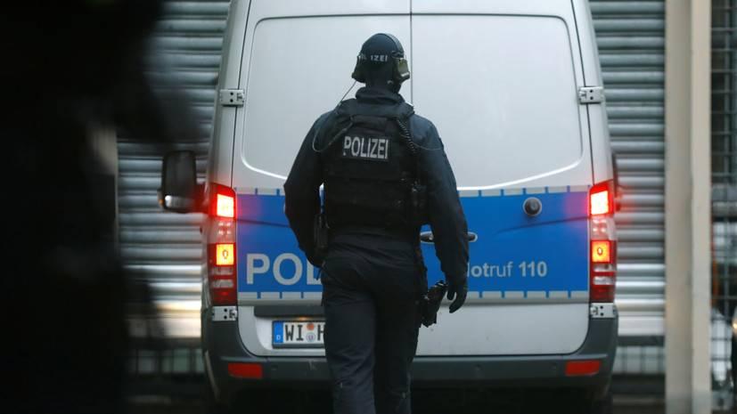 Четыре человека получили ранения в результате стрельбы в Берлине