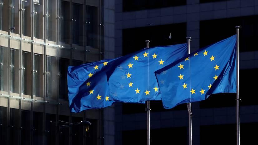 ЕС рассмотрит санкции против Белоруссии из-за мигрантов в Литве