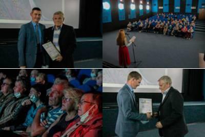28 сентября 2020 года в городе Болгар состоялась презентация фильма Семушкина о затопленном городе Спасск