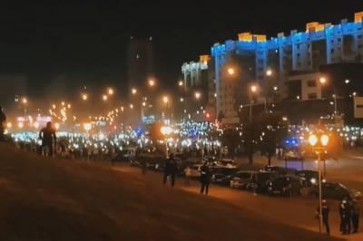 «Социальное презрение»: как проходит деанонимизация силовиков в Белоруссии