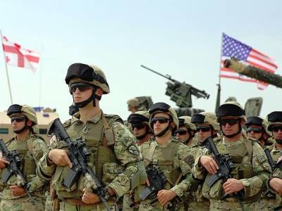 Грузия начала оснащение армии по стандартам НАТО