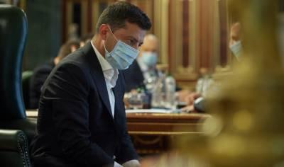 Зеленский готовится лично возглавить штаб по борьбе с COVID-19: проект постановления
