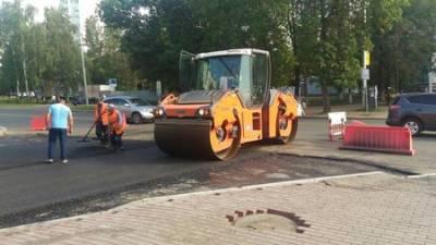 Названа дата завершения сезона дорожных работ в Башкирии