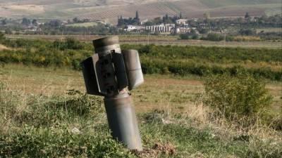 Из-за обстрелов Мартакерт в Нагорном Карабахе превращается в город-призрак