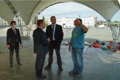 Губернатор: каток в Ставрополе будет работать с учетом эпидситуации