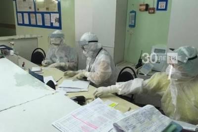 В ковид-госпитале Челнов за две недели вылечили 173 пациента