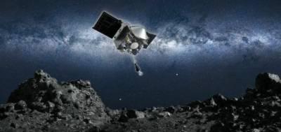 NASA провела успешную операцию по забору проб грунта с астероида Bennu: онлайн-трансляция