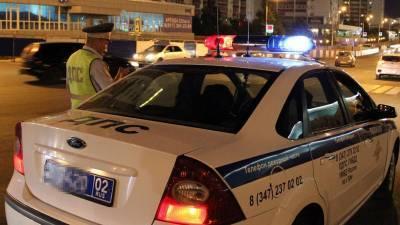 В Башкирии мужчина ради мести разбил машину подруги