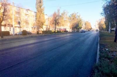 В какой стадии ремонт улиц Металлургов и Терешковой