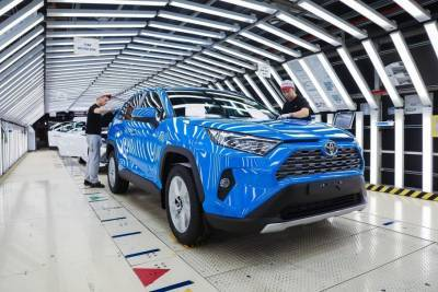 Toyota возглавила рейтинг самых дорогих автобрендов 2020 года