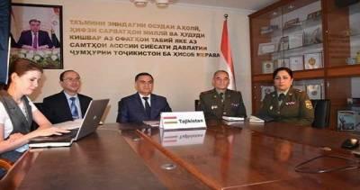 Душанбинская Азиатская конференция по снижению рисков стихийных бедствий состоялась в онлайн-режиме
