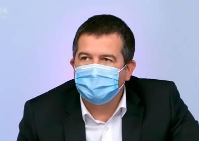 Министр внутренних дел Чехии заразился коронавирусом