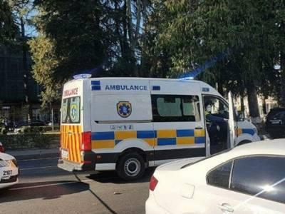 Захват заложников в Грузии: несколько десятков человек уже шестой час в плену, напавший назвал требования