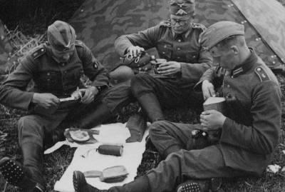 Какие вещи удивили красноармейцев в трофейных пайках немцев