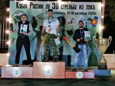 Ростовчане завоевали сразу несколько медалей на Кубке России по 3D стрельбе из лука