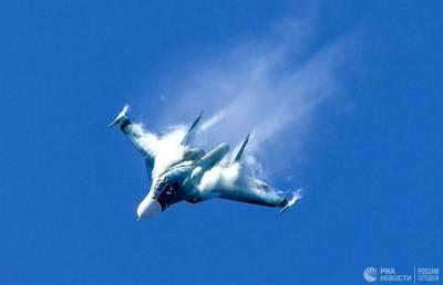 В России во время учений взорвался Су-34