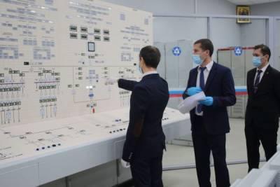 Северо-запад России подключили к новому атомному энергоблоку